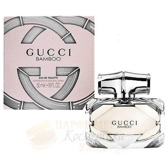 Gucci Bamboo новая женская туалетная вода