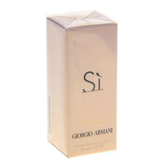 парфюмированная вода Armani Si 30 женская купить в украине