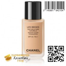 Тональный крем Chanel Les Beiges Healthy Glow Foundation SPF 25 PA++, тон 10