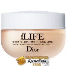 Маска для лица Dior Hydra Life Extra Plump Smooth Balm Mask