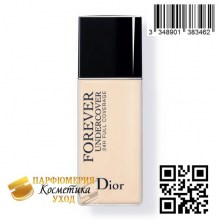 Тональная основа Christian Dior Diorskin Forever Undercover 24H Full Coverage Water-Based Foundation, тон 010