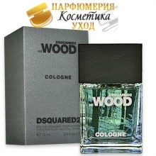 Одеколон Dsquared2 He Wood Cologne, 75 мл