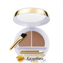 Набор для бровей Collistar Flawless Eyebrows Modelling Wax + Powder, тон 01