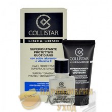 Набор Collistar Men Daily Protective Supermoisturizer