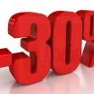 Акция -30%